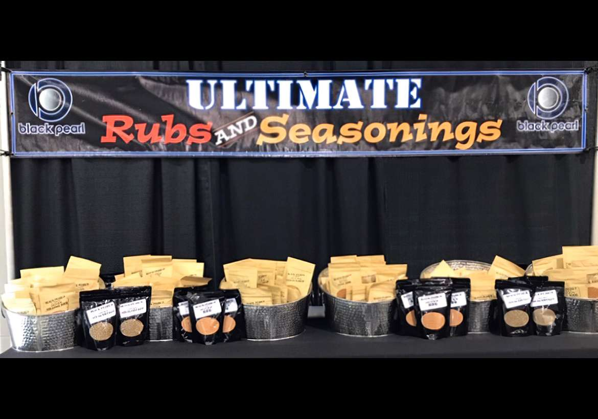 Black Pearl Ultimate Rubs & Seasonings
