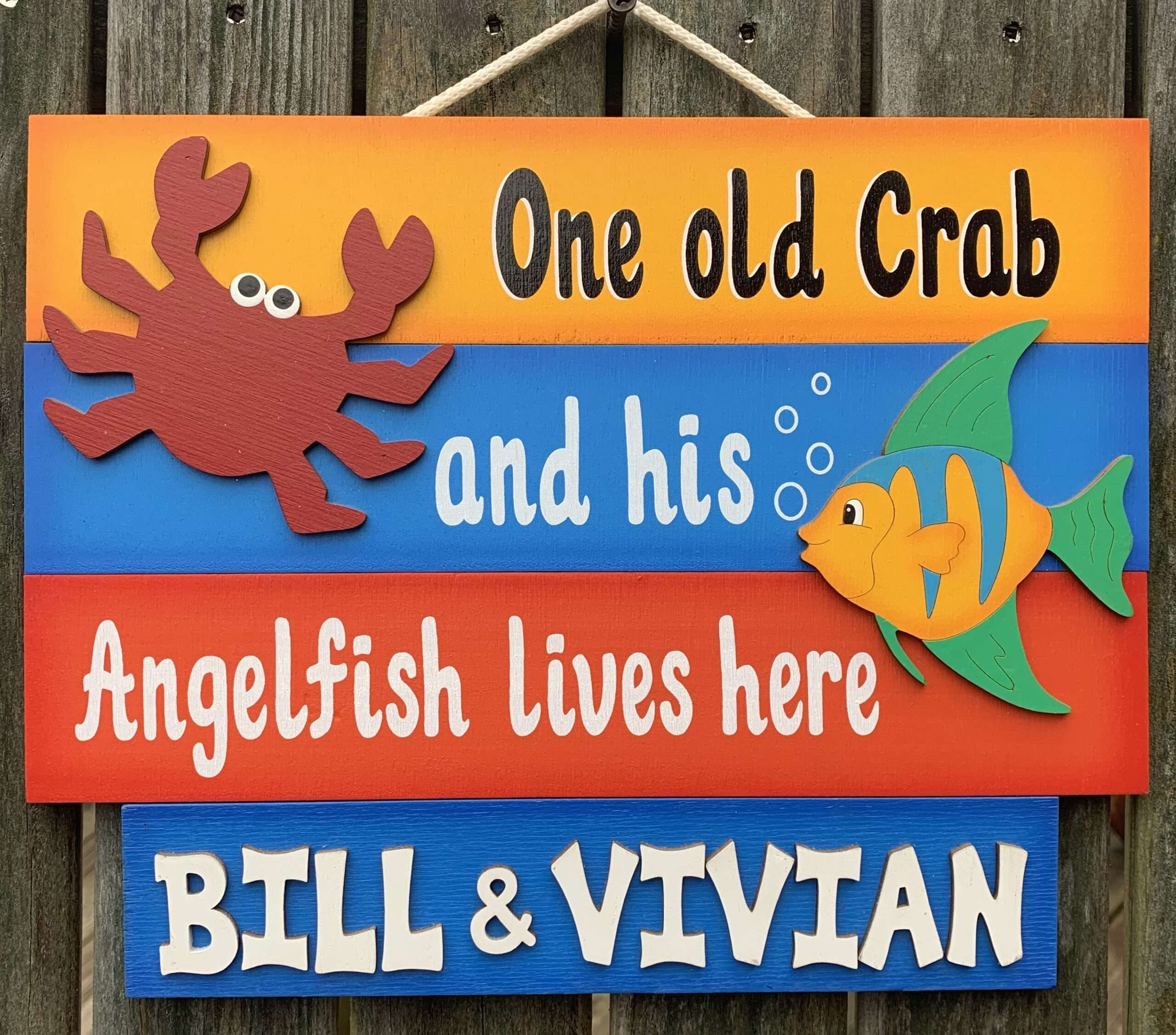 Uniquely Crafted Signs